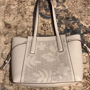 NWT French Connection tote gray